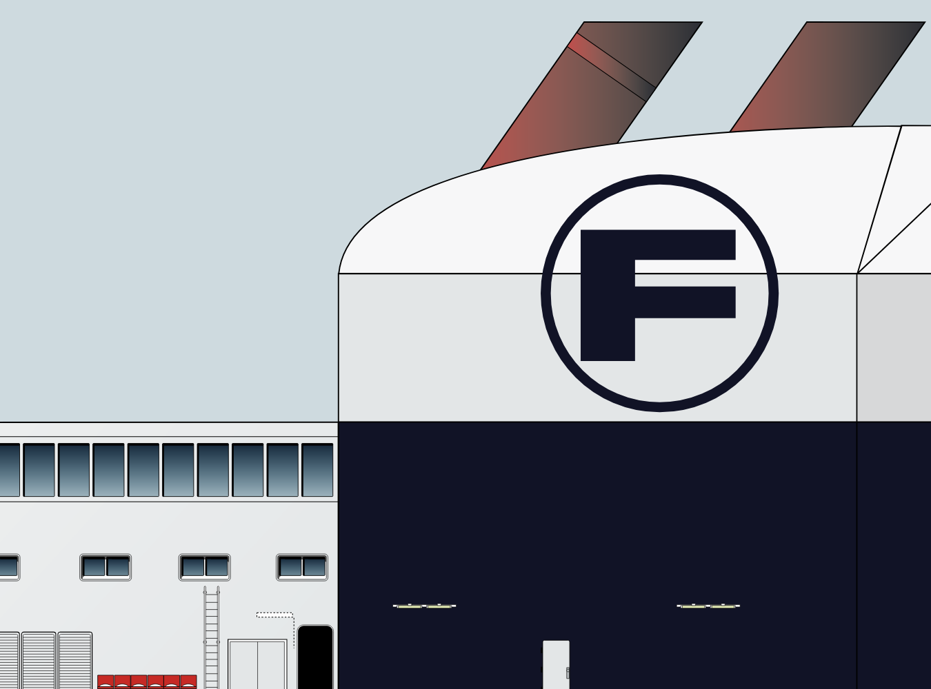 Finnjet Carton Model
